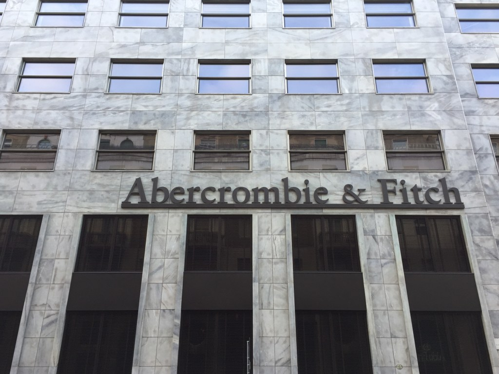 Abercrombie & Fitch Milan