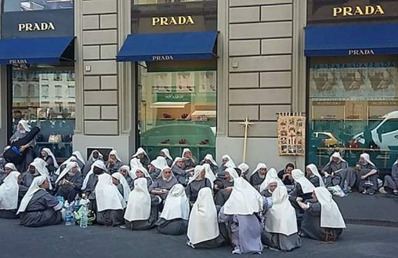 picture of nuns