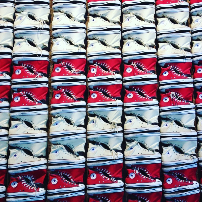 Converse All Star: ode to a myth