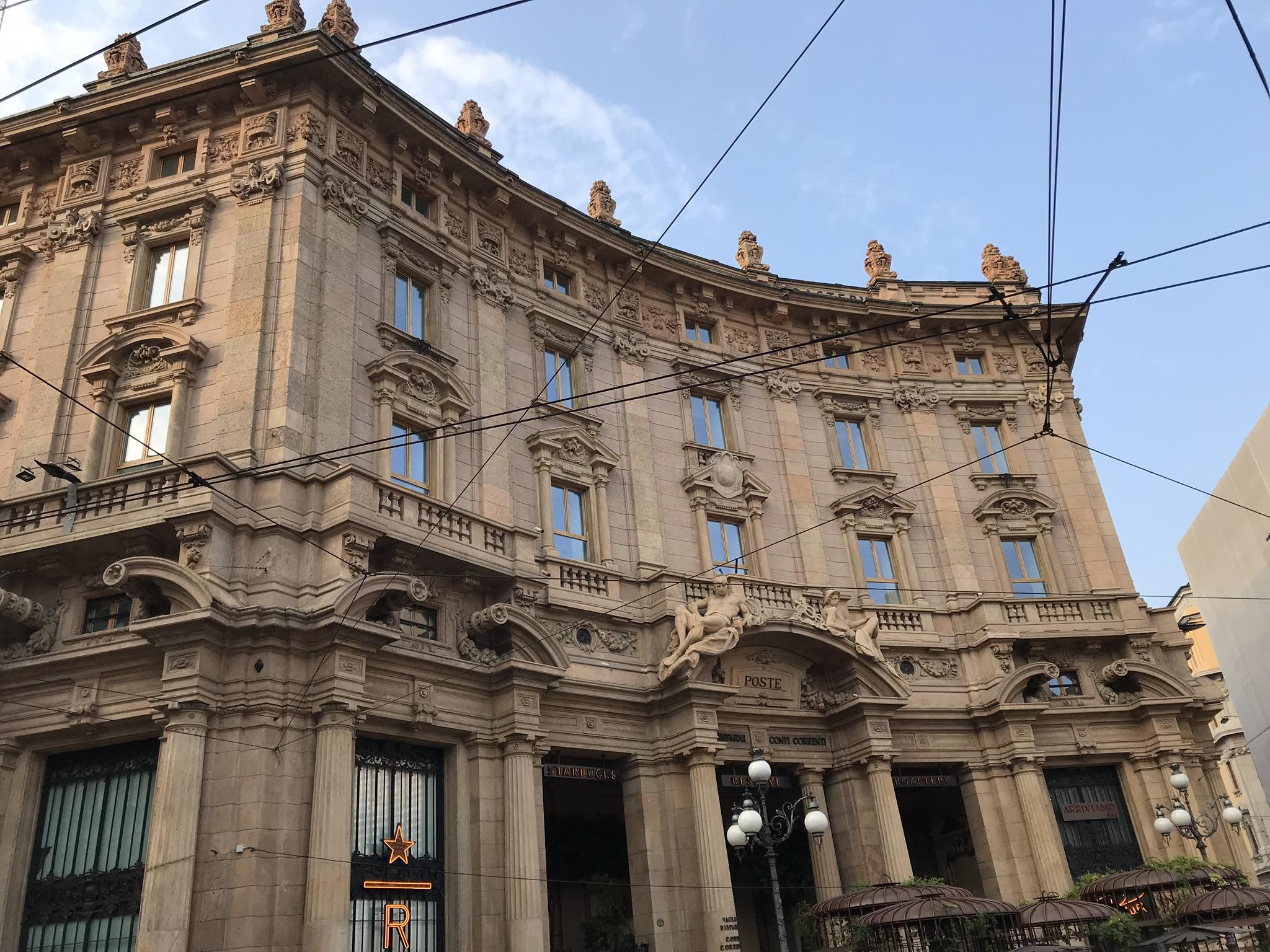 New openings in Milan