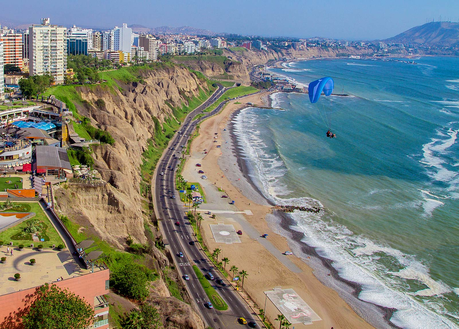 Great Deal! $289 Roundtrip to Lima, Peru