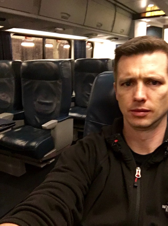 Riding the Rails in the Lap of Luxury?