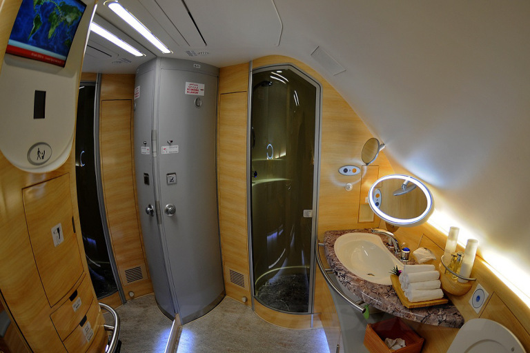 Booked Etihad A380 First Class From Abu Dhabi To Jfk For