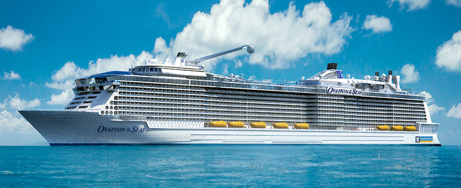 The Ovation of the Seas