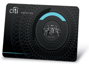 6 Reasons to get the Citi Prestige Card