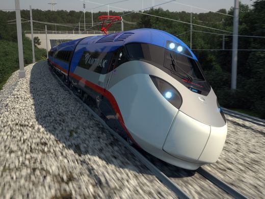Amtrak announces next generation Acela