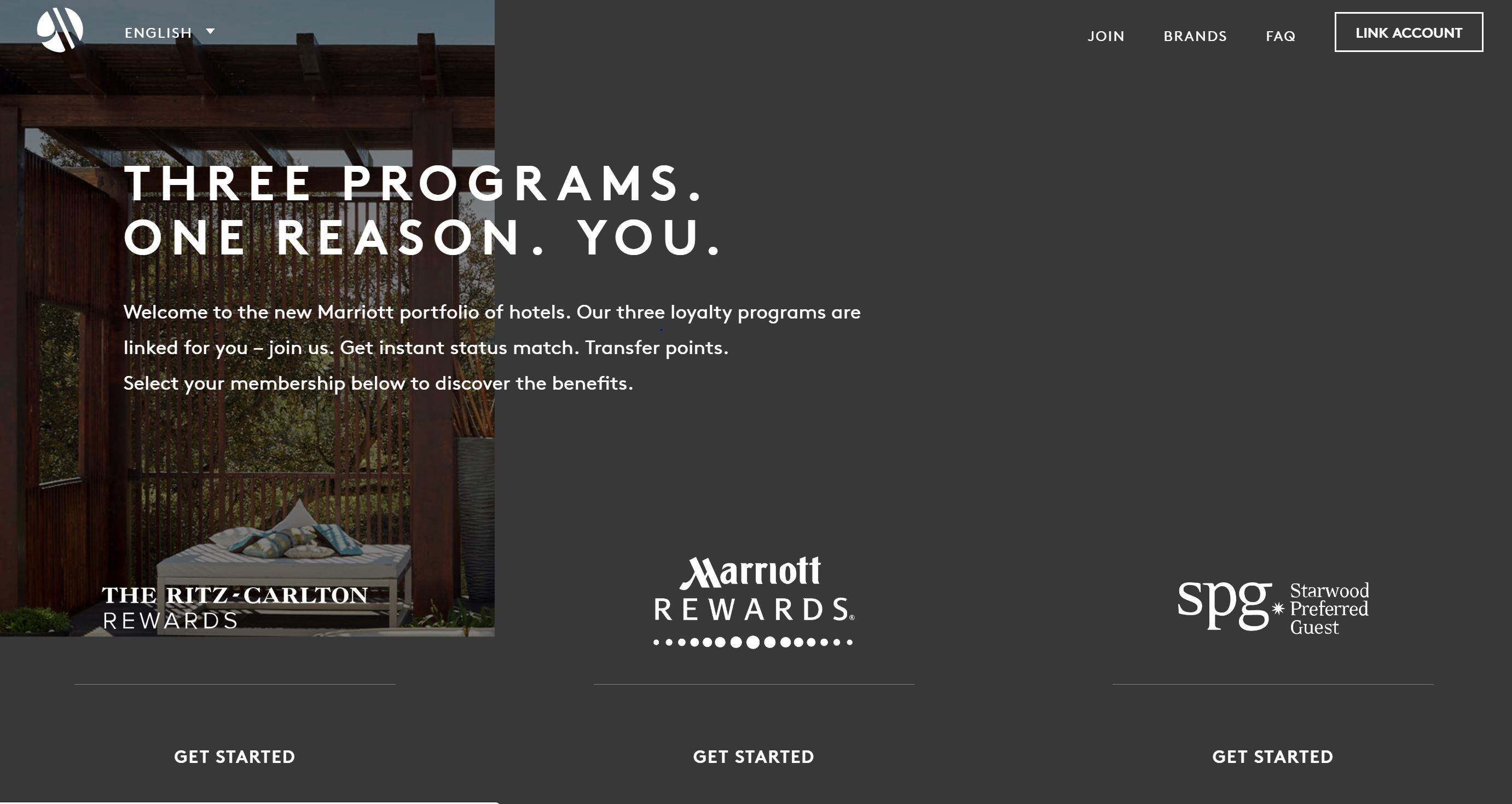 spg and marriott merger means status match and 3 1 points