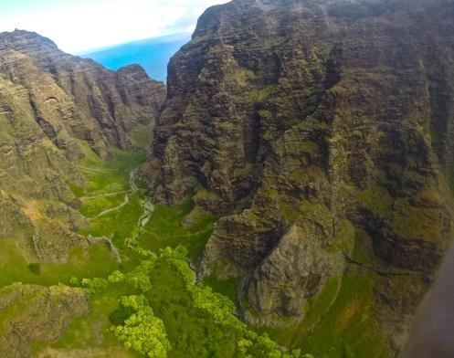 mauna loa private helicopter tour kauai, hawaii on points and miles