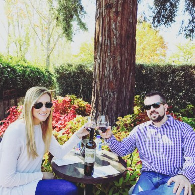 Caymus Vineyards Napa Valley, napa valley on miles and points, chase ultimate rewards, hyatt globalist