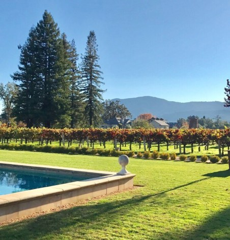 Kelham Vineyards, napa valley, redeem chase ultimate rewards, andaz napa
