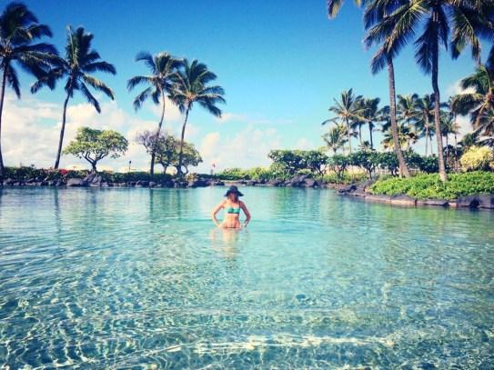 grand hyatt kauai, hawaii on points, ultimate rewards Hawaii flights