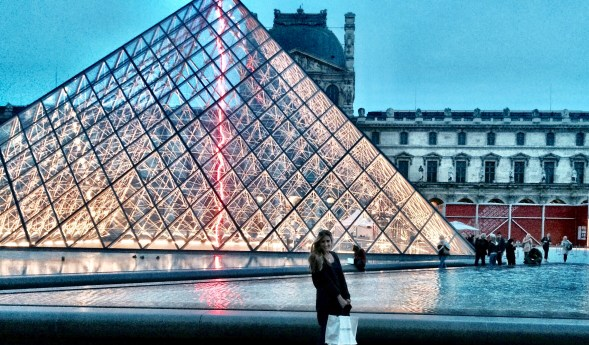 Paris is always a good idea, the louvre, redeem chase ultimate rewards, hyatt globalist