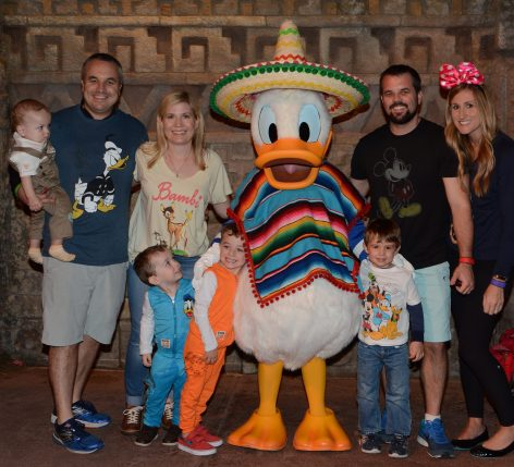 donald duck mexico epcot, starwood preferred guest redeem star points nights and flights