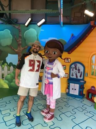 Doc Mcstuffins Disney World