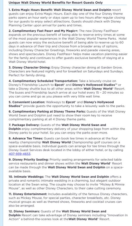 SPG Disney World