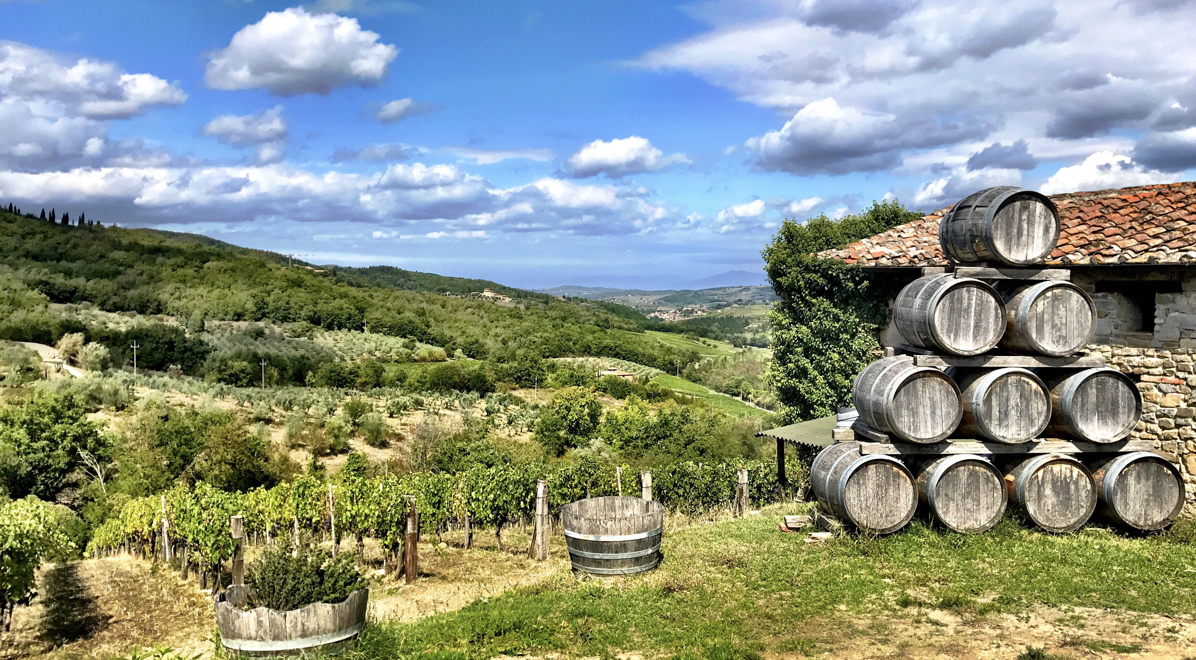Casaloste in Chianti, how to get to Florence from Venice