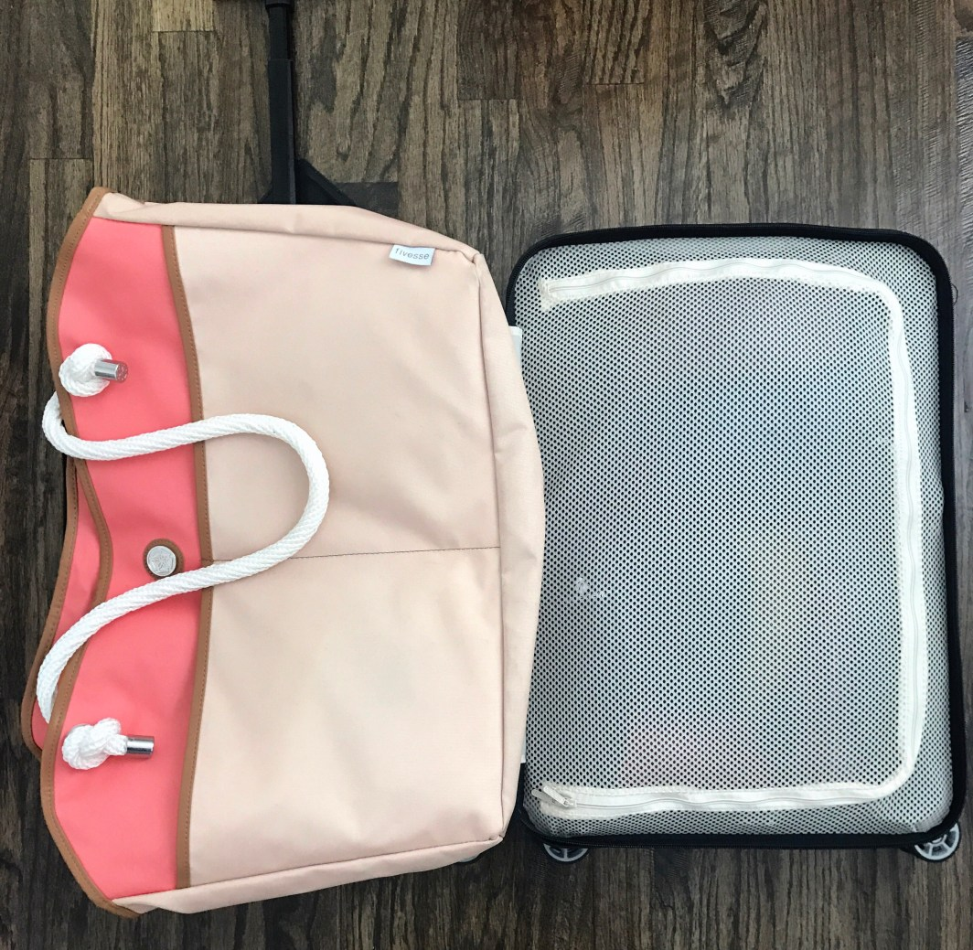 packing for italy in a carry on suitcase