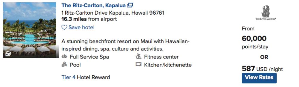 Marriott and Starwood merger Maui