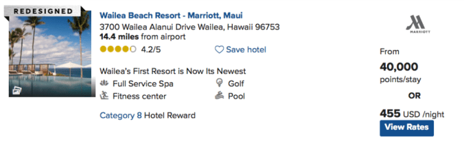 Marriott and Starwood merger maui
