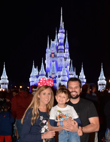 cash back credit card Disney world