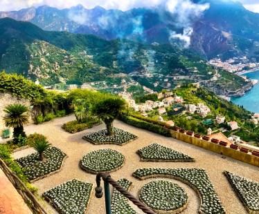 Gardens at Villa Rufolo