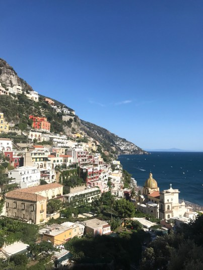 Chase Ultimate Rewards booking portal to book hotels in Positano