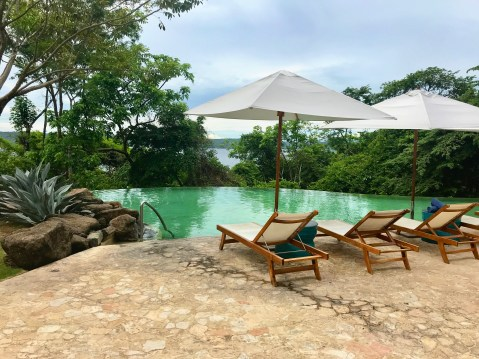 pools andaz Costa Rica review
