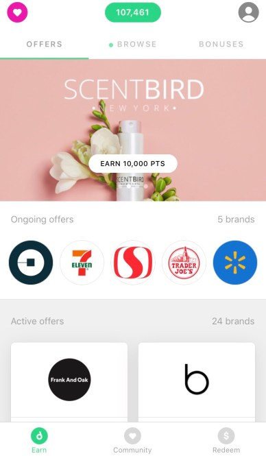How to earn money with the drop app