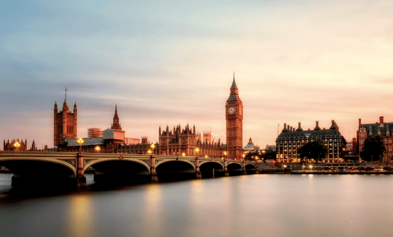 Fuel surcharges on award flights to London