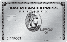 American Express platinum, best premium travel credit cards 2020