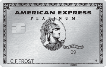 American Express platinum, best premium travel credit cards 2019