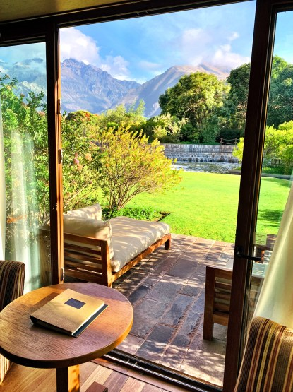How to book Tambo del Inka on points