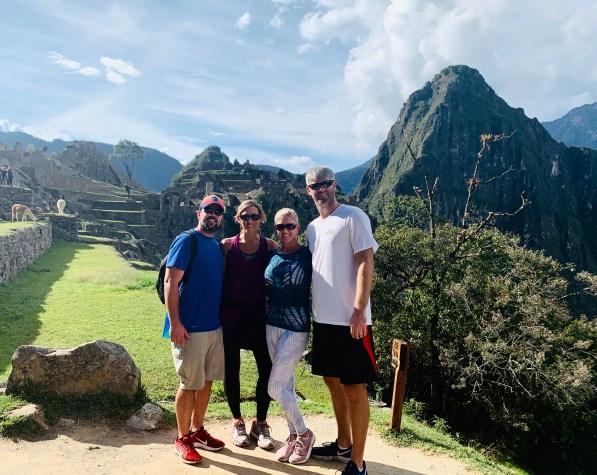 Machu Picchu and Huayna Picchu 2020