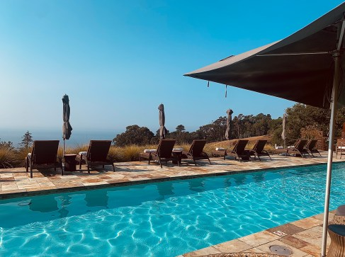 How to book Ventana Big Sur with Chase Ultimate Rewards points
