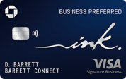 Chase ink business preferred 2021, best business travel credit cards