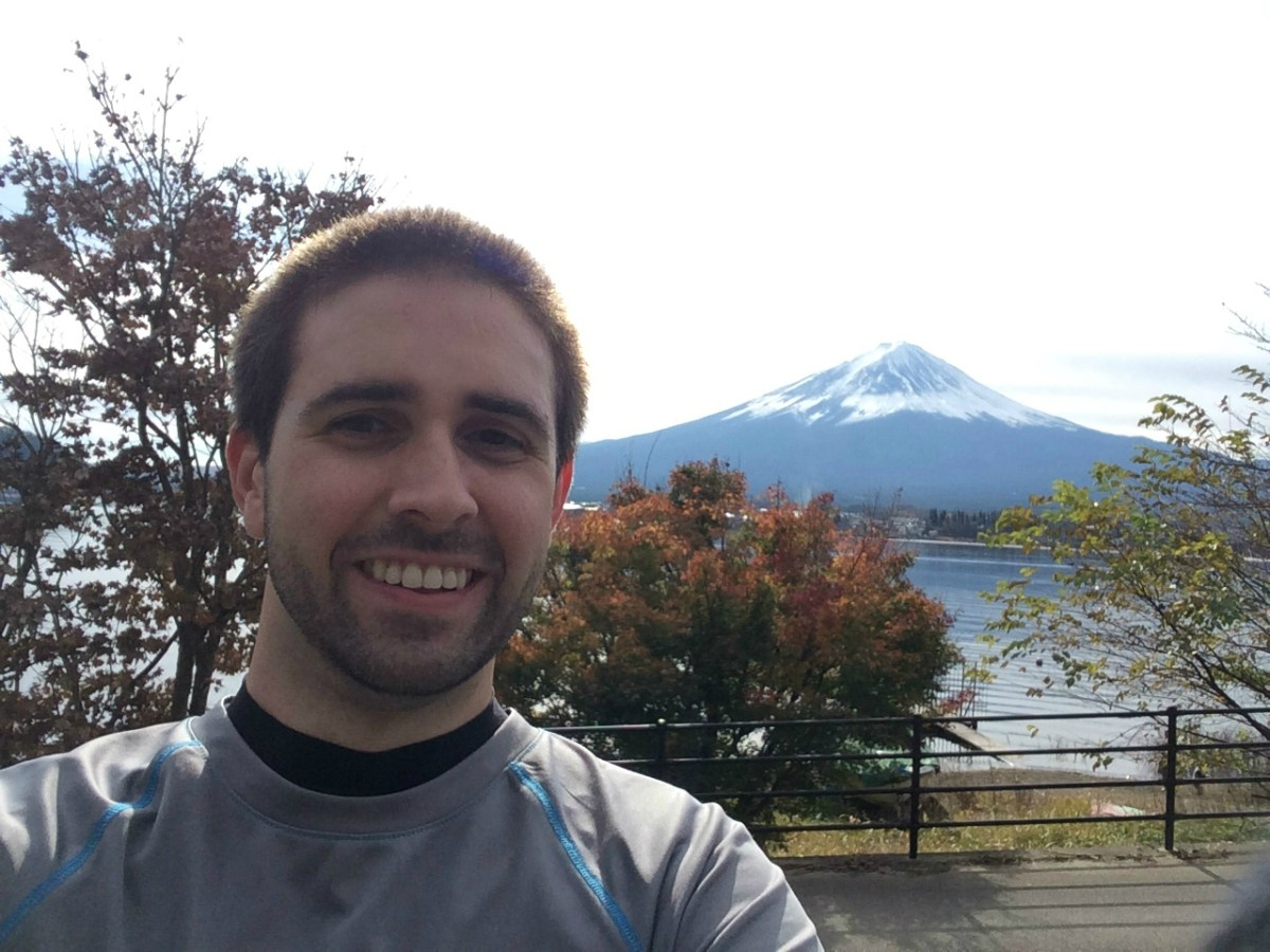 Review: Fujisan Marathon – Mt Fuji, Japan (November 29, 2015)