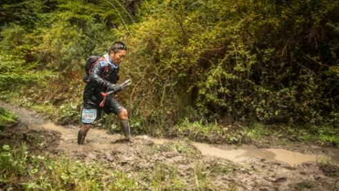 Runner at Ultra Fiord, from UltraFiord.com