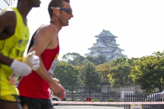 #6: Osaka Marathon -