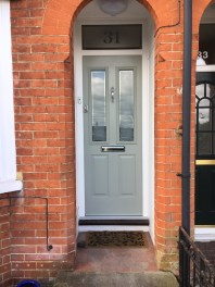 Solidor front door