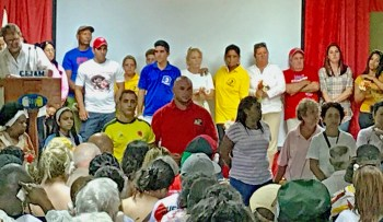 Over 300 May Day brigadistas gather in Cuba