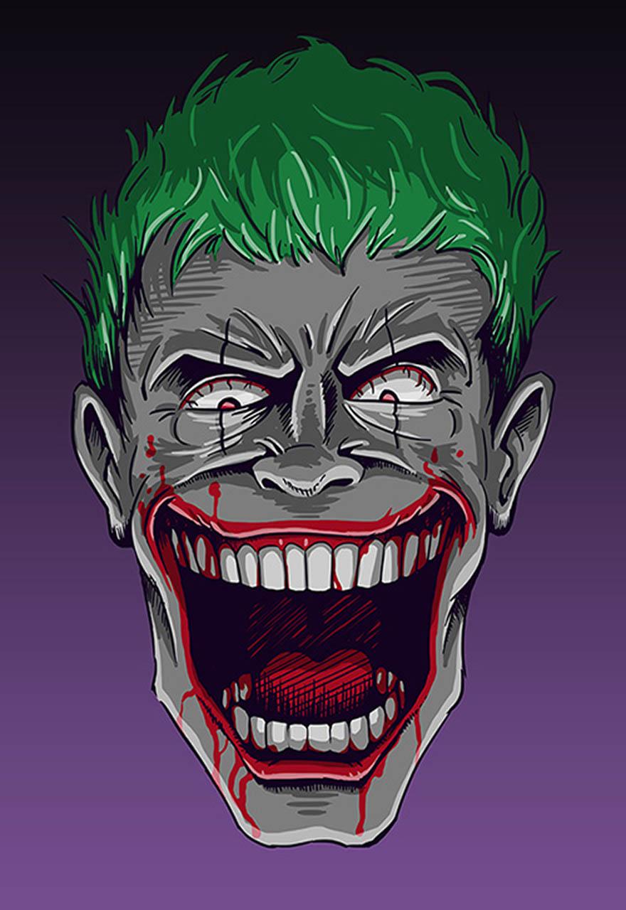 ✓ Terbaru Gambar Animasi Joker 3d