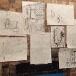 Sketched Drawings