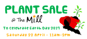 Earth Day Plant Sale at the Mill