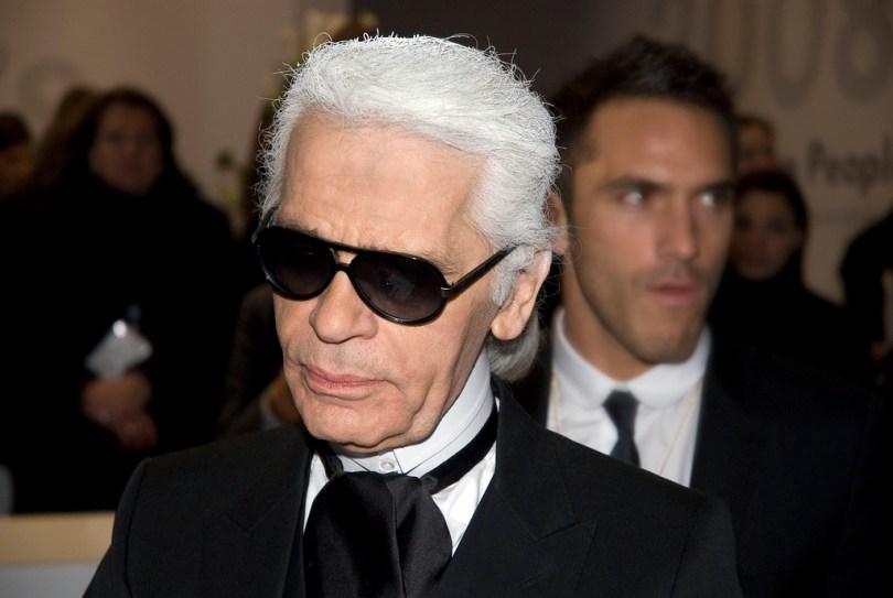 Karl Lagerfeld morto. Eccolo a un party a Cannes con i reali di Monaco