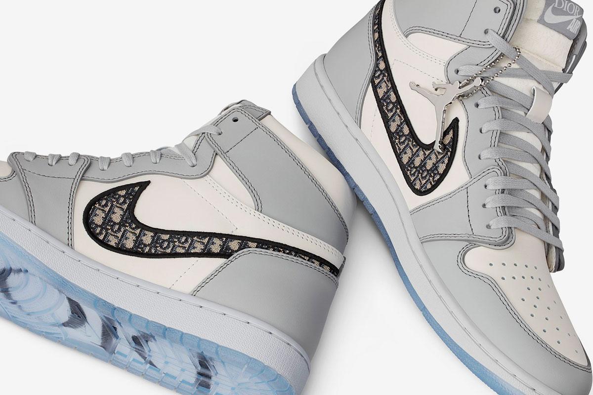 Malati di sneakers a raccolta! Arrivano le epocali Raffle: Dior x