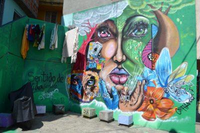Graffiti di Chota 13, S. Mesa Paniagua e G. Maugeri