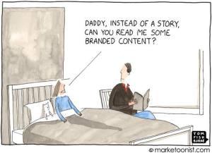 I branded content sono sempre più il futuro dell'intrattenimento. Fine del tabù dei duri e puri