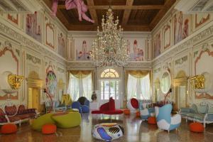 Le mostre si spostano in albergo: cinque meravigliosi Art-Hotel in Italia