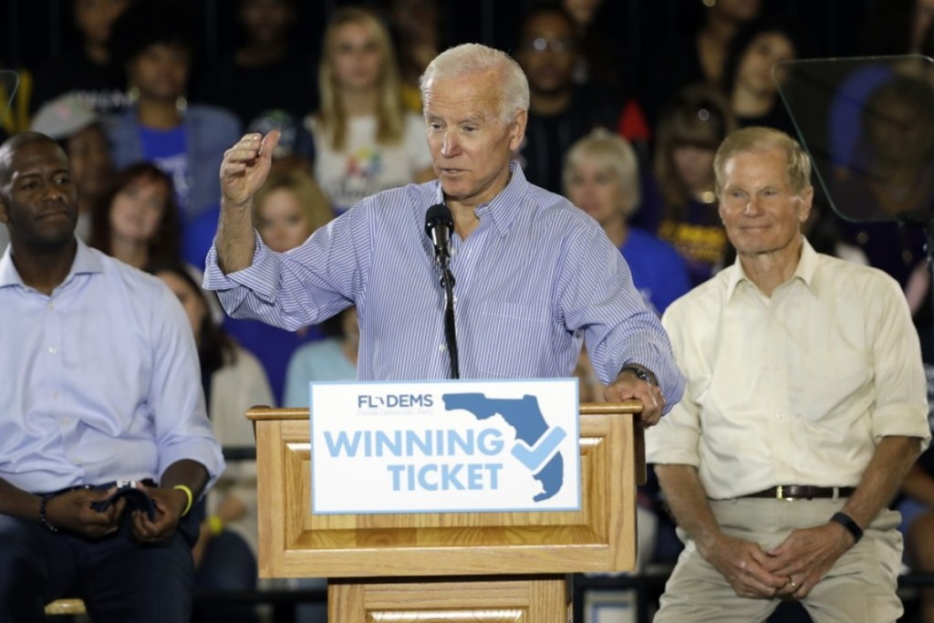 Today Millennial Democrats has formally declared for Joe Biden, Barack Obama's Vice President and the best man for the job.