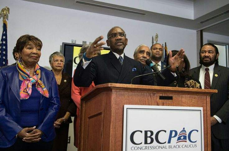 Fake left Justice Democrats target the Congressional Black Caucus for primary challenges.